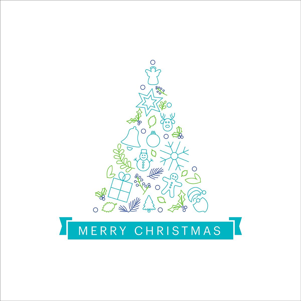 E Mail Weihnachtsgrüße Vorlagen.Verschicke Weihnachtsgrüße An Deine Kunden Kostenlose E Mail