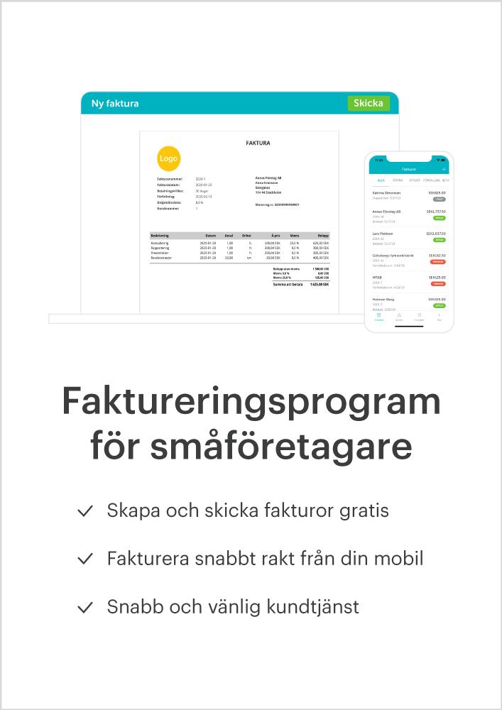 Faktureringsprogram